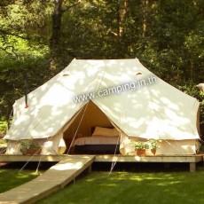 เต็นท์ครอบครัวสุดหรูหลังใหญ่ Luxury Family Tents