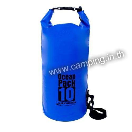 ถุงกระเป๋ากันน้ำ Ocean Pack ขนาด 10 ลิตร