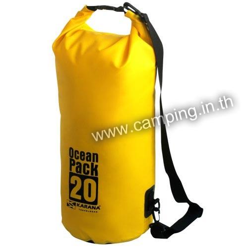 ถุงกระเป๋ากันน้ำ Ocean Pack ขนาด 20 ลิตร