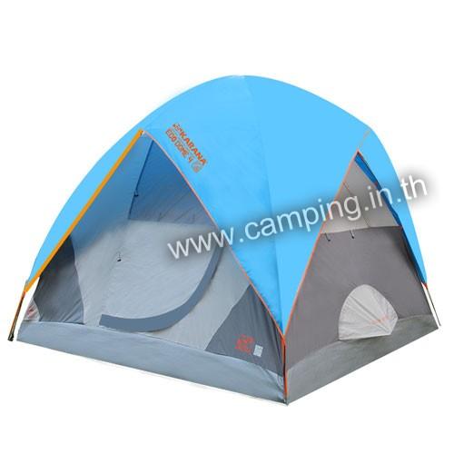 เต็นท์ Eco Dome 4 Tent