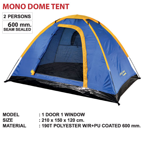 เต็นท์ Mono Dome Travelgear