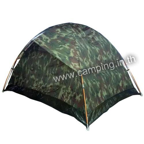เต็นท์ลายพรางทหาร Sun Dome 4 Digital Camo Tent