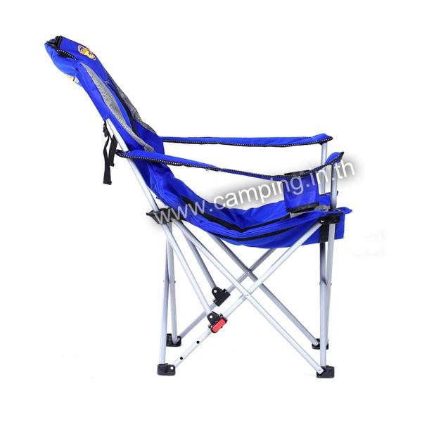 เก้าอี้สนามเดินป่า KingSize Ranger ด้านข้าง