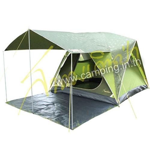 เต็นท์ Aurora III Terrace Tent สีเขียว