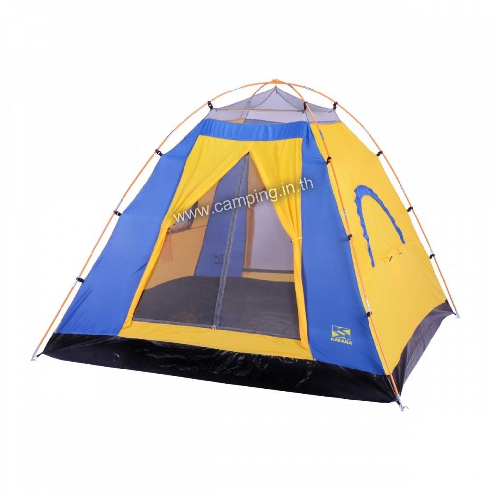 เต็นท์นอน 3-4 คน KARANA รุ่น Forester III Plus Tent หรือ Forester 3 Plus